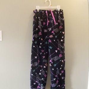 Other - Fleece pajama bottoms